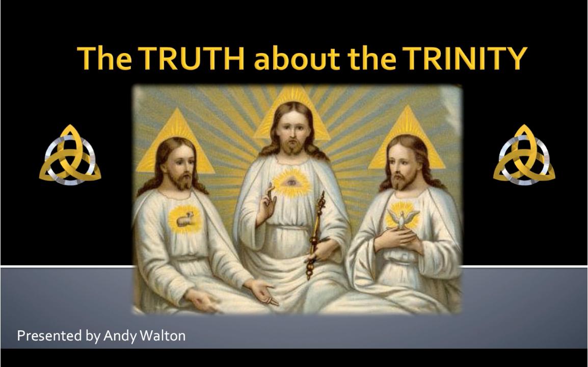 Trinity Origin Research