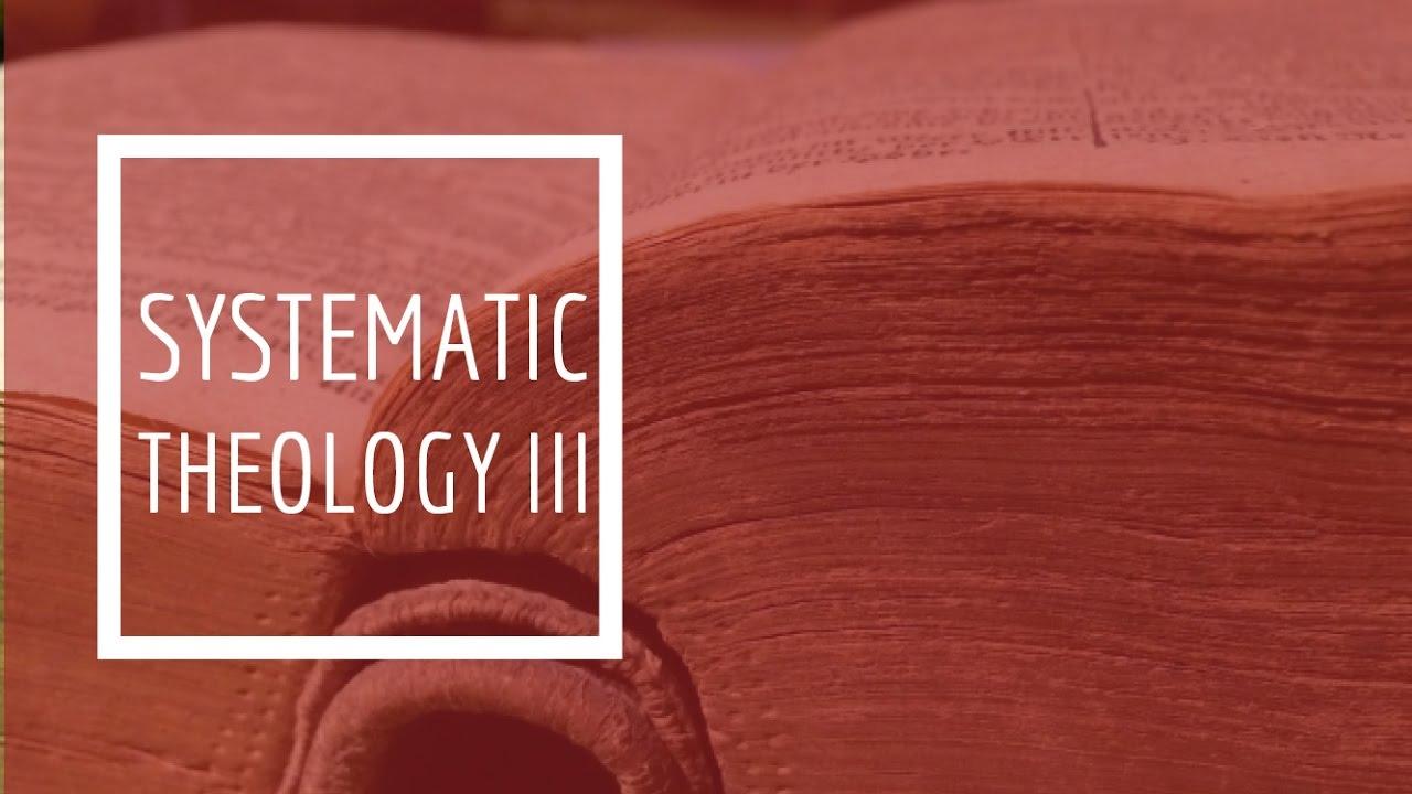 Theology III