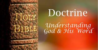 Bible Doctrine III