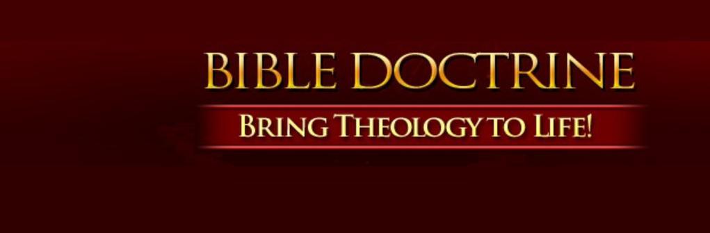 Bible Doctrine II