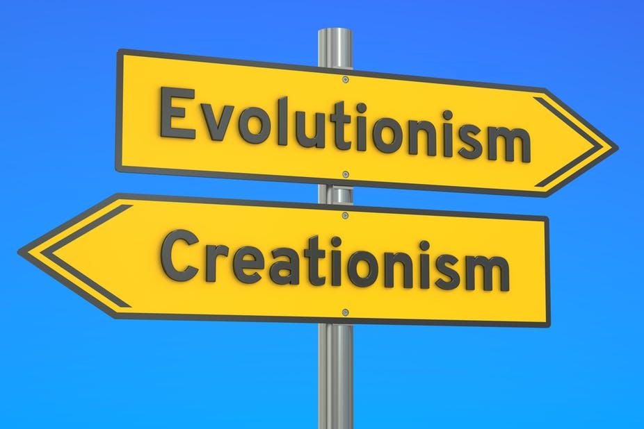 Creation vs Evolution II