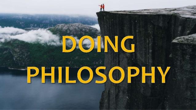 Philosophy I