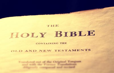 Master of Theology - The English Bible and its Development