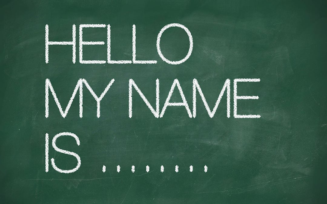 Master of Theology - The Name and the Anointing